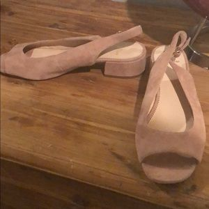 J Crew classic shoe